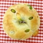 枝豆チーズベーグル